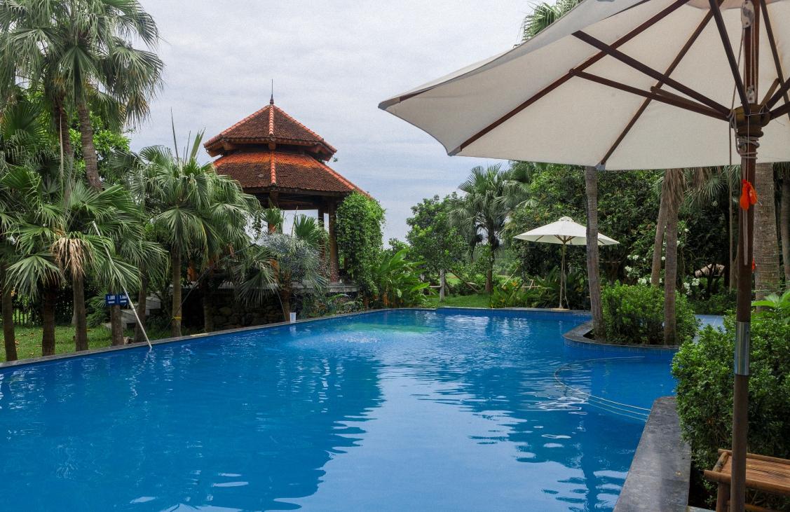 Family Resort Yen Bai Ba Vi Khu Du Lịch Sinh Thai Nghỉ Dưỡng